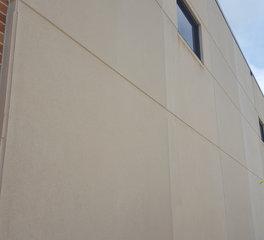 Mid States Concrete Robinson Elementary School exterior precast panels
