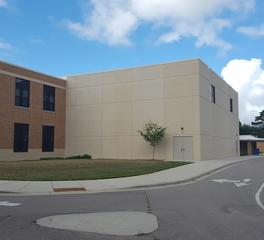Mid States Concrete Todd Elementary School exterior precast panels 1