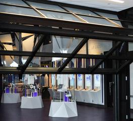 Midland Door Solutions Architectural Doors Opened Minnesota Vikings Museum Eagan Minnesota