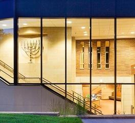 Miller Dunwiddie Beth El Synagogue Place of Worship Building Exterior