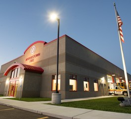 Morristown Fire Station