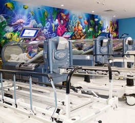 Murals Your Way Pediatric Hospital Underwater Wall Mural