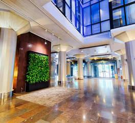 Naava hotel lobby