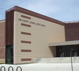 NeaCera Terra Cotta Cladding Linn County Juvenile Justice Center