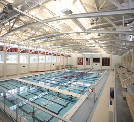 Neumann Grinnell college pool