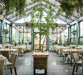 NewStudio Architecture Amis Trattoria Devon Yard Exterior Terrain Cafe