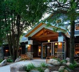 Nor-Son Commercial Construction Gull Lake Center exterior design