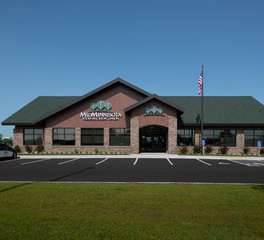 Nor-son commercial construction Mid MN Federal Credit Union exterior