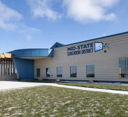 Nor-Son Construction Mid State Learning Center Exterior Design