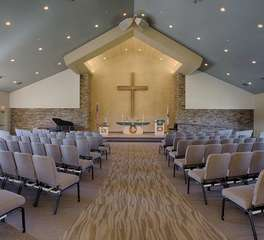 Nor-Son Construction Peace Lutheran Church Sanctuary Hall Worship Center