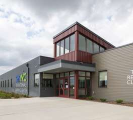Nor-Son Construction SWWC Educational Learning Center Exterior Design