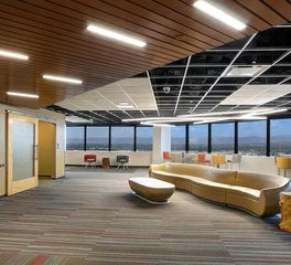 Office space design interior remodel office lobby