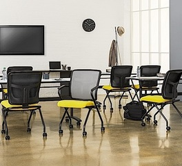 OM Seating conference executive chairs office YES series meeting room YS 4
