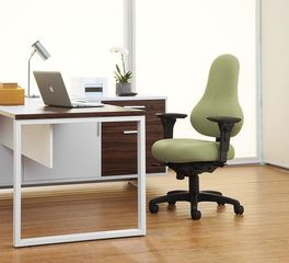 OM Seating healthcare office chairs discovery back series DB