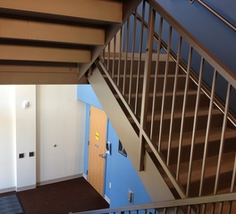 Pacific stair corporation 400 picket series 2