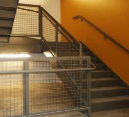 pacific stair corporation 660 Mesh Rail 087aa