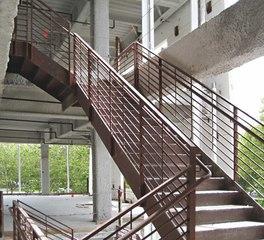 Pacific stair corporation 700 series rod rail