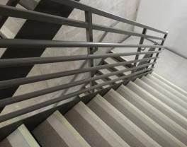 Pacific stair pipe rail 12