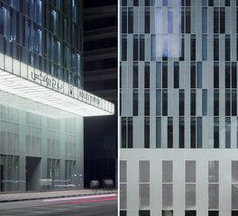 PALMA Rolex Tower facade close ups 1