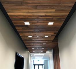 Pioneer Millworks Federal Way  Center Building WA Teak Bright .1