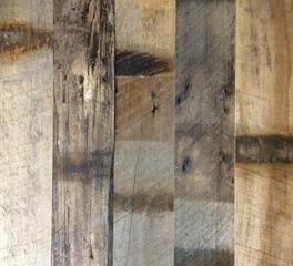 Pioneer Millworks Mixed Oak Railyard Pantina Interior 4