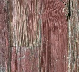 Pioneer Millworks reclaimed wood  American Prairie  Faux  Painted  Red