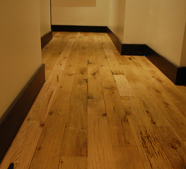 Pioneer Millworks Tan Mixed Oak Interior 2