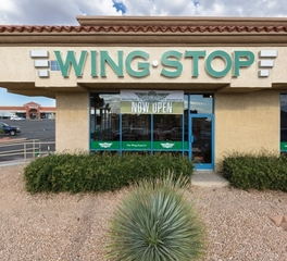PKC Construction Wingstop Restaurant