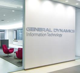 Price Modern General Dynamics Office Space Herdon Virginia
