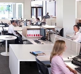 Price Modern Gensler Baltimore Office Workstations