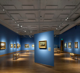 Pulse Products Minnesota Marine Art Museum Exhibit Hall Lighting