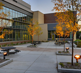 Pulse Products Richfield City Hall Exterior Public Spaces