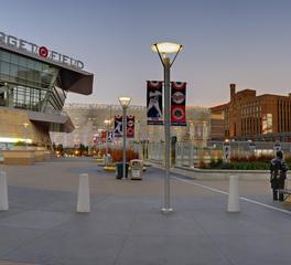 Pulse Products Target Field Exterior Walkway Lighting