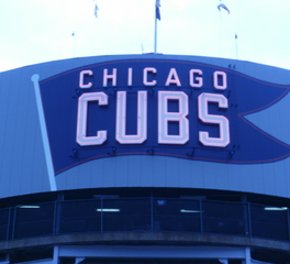Quantum Sign Corporation Chicago Cubs