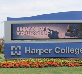 Quantum Sign Corporation Harper College