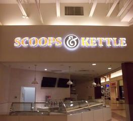 Quantum Sign Corporation Scoops & Kettle