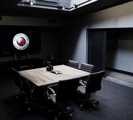 Red Digital Media Conference Room