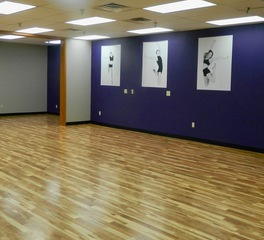 Red Door Construction Dance Studio
