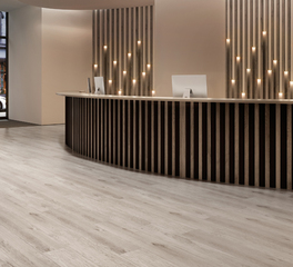 Republic floor Silver Lake hotel lobby flooring