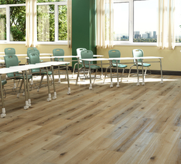 Republic floor The Woodland Oak education flooring