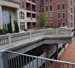 Royal Corinthian commercial balustrades