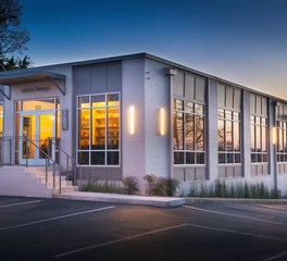 Scott Wilson Architect Urban Image Salon office reno exterior