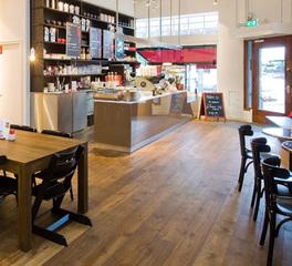 simply oak usa clyde hardwood flooring cafe design