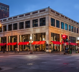 Snow Kreilich Architects Target Plaza Commons exterior 2