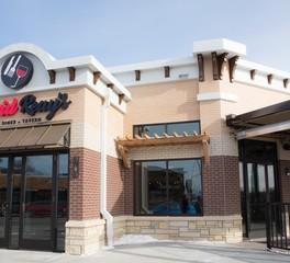 Speedymason David Reay's Modern Diner Exterior Thin Brick Design