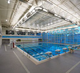 St. Norbert Sports Center Renovation Miron Construction Pool