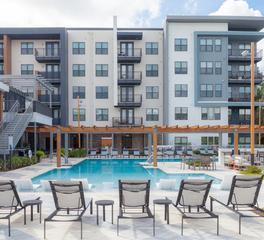Structura JTB Apartments Jacksonville Florida Outdoor Swimming Pool Design