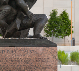 Structura The Holocaust Memorial Plaza Monument Sculpture Philadelphia Pennsylvania