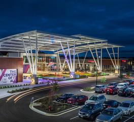 Structurflex llc ward park center pavilion exterior