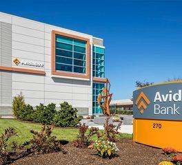 Studio Q Architecture Avidia Bank Exterior Landscape Design